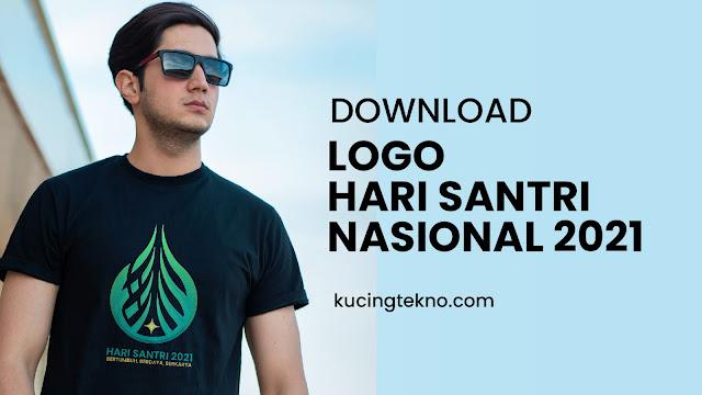 Download Logo Hari Santri Nasional 2021 Resmi Terbaru