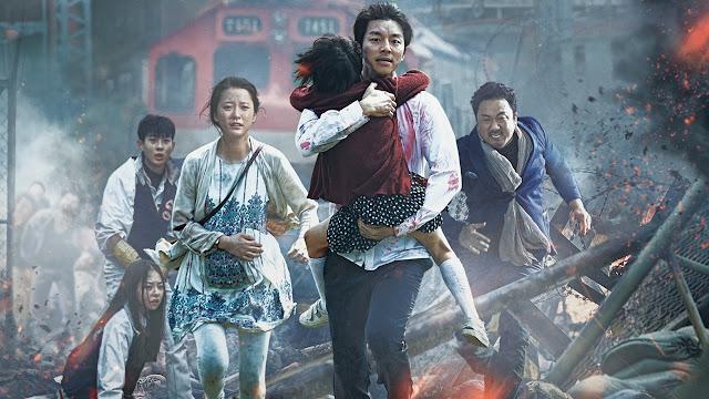 Fotografia de uma cena de Invasão Zumbi 2, filme de terror que será lançado em 2020