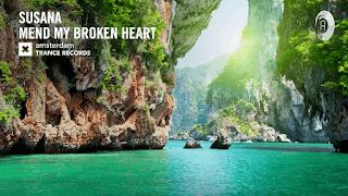 Lirik Lagu Mend My Broken Heart - Susana
