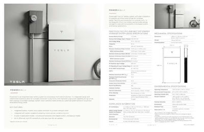 Tesla reveals first images and secrets of Powerwall +