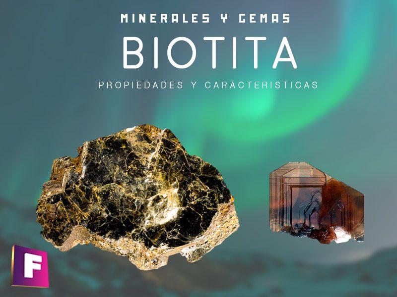 Biotita propiedades y caracteristicas principales | foro de minerales