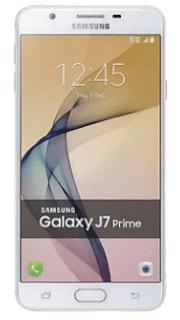 Cara Flash Samsung J7 Prime SM-G610F