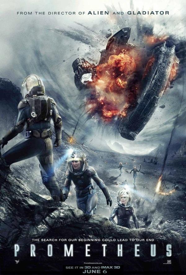 Prometheus 2012 BRRip 720p 1080p 3D BluRay Türkçe Dublaj Download Yükle İndir