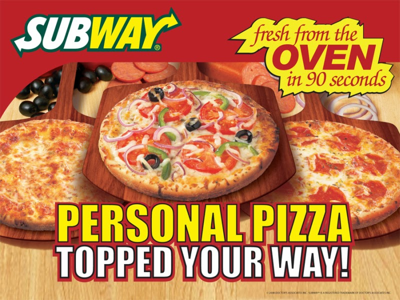 News Subway To Open Pizza Concept Brand Eating