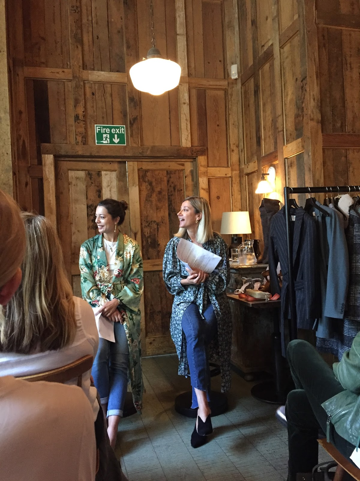 What Red Magazine's Fashion Director, and Red's Executive Beauty & Fashion Director, wore to Bicester