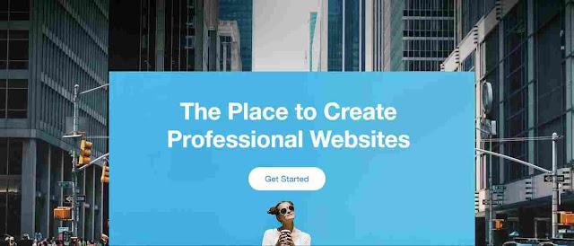Wix salah satu Penyedia website gratis terbaik