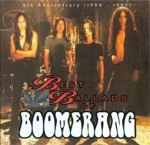 Kumpulan Lagu Boomerang Terbaru