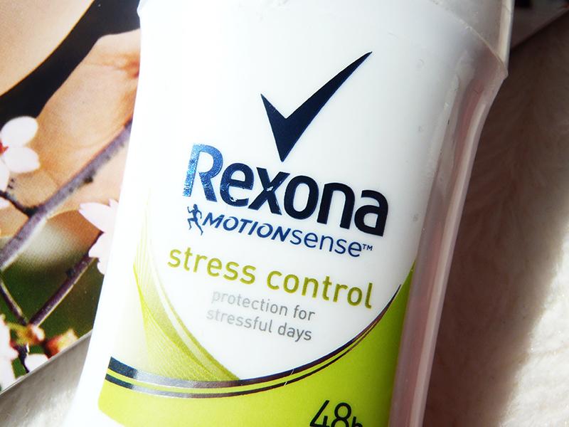 antyperspirant Rexona, stress control, 48h ochrony
