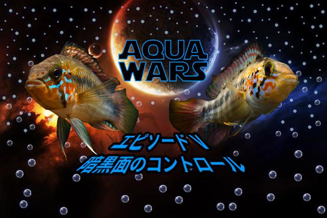 AQUA WARS episode5 暗黒面のコントロール