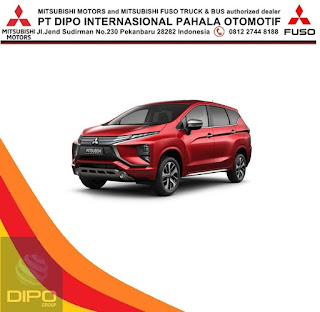 Simulasi Kredit mobil Mitsubishi Xpander Riau