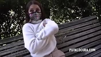 Jovencita chilena roma amor follando como una auténtica perra