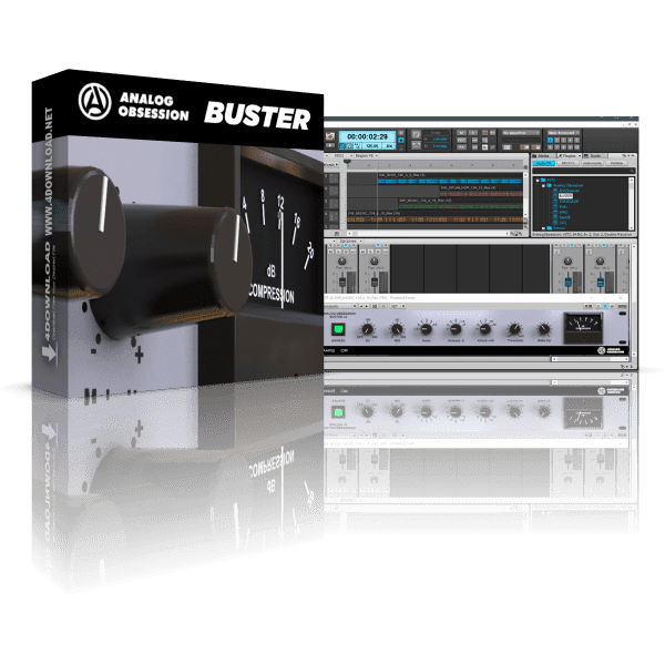 Analog Obsession BUSTER v4.2 Full version