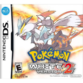 Pokemon White Version 2 Cover
