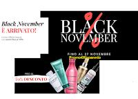 Trilab Black November 2020 : sconti fino al 70% su prodotti Grandi marche perla cura della persona e dei capelli !