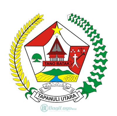 Kabupaten Tapanuli Utara Logo Vector
