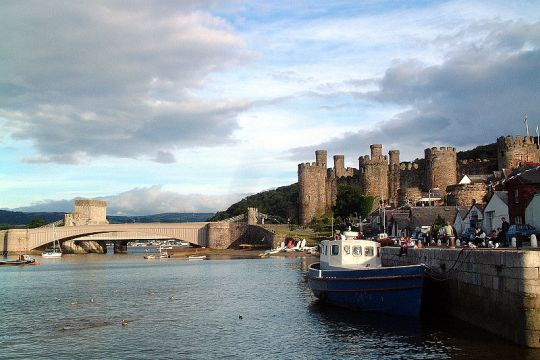 Conwy, Wales