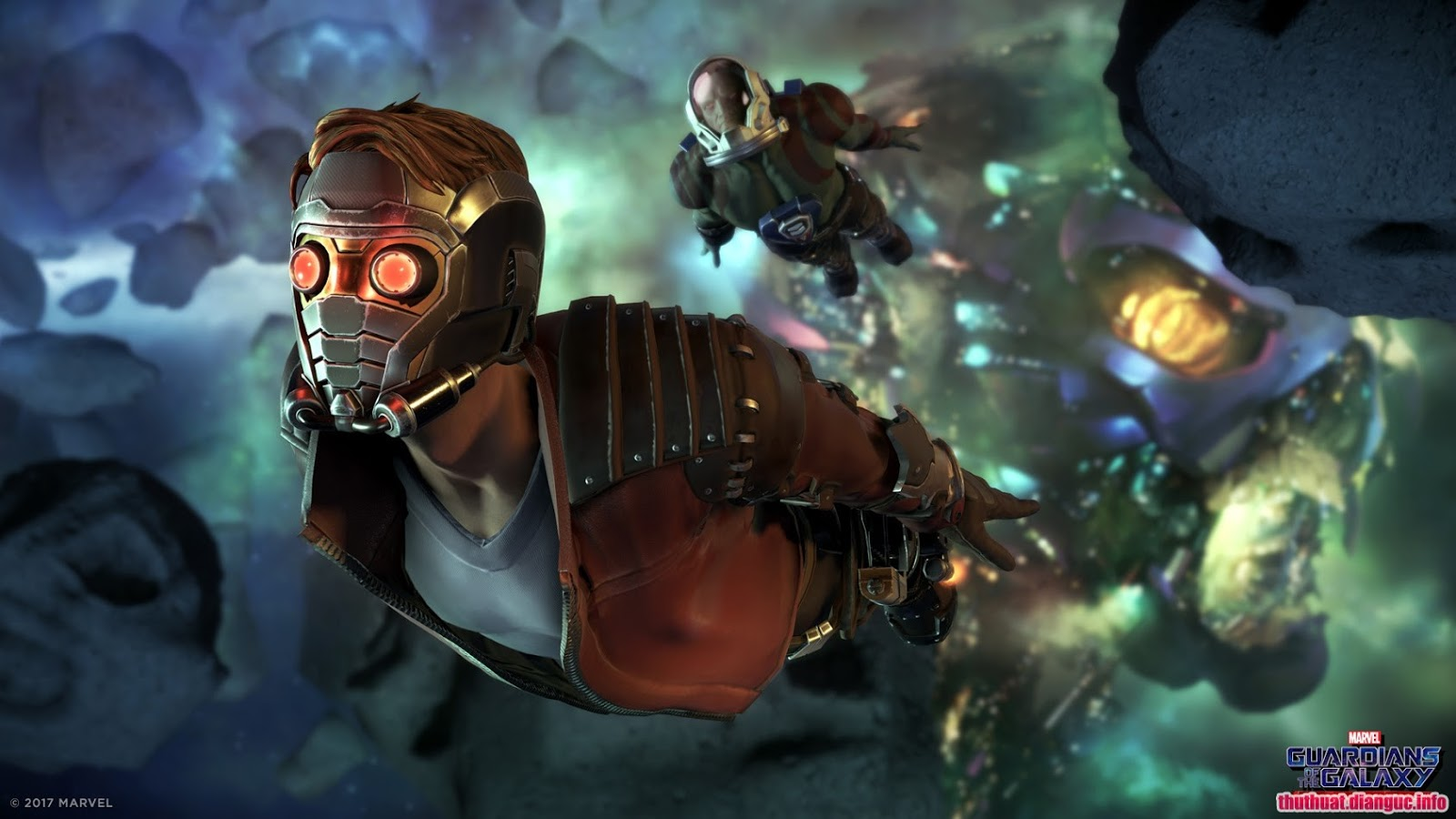 Download game phiêu lưu Marvels Guardians of the Galaxy Episode 1 , Marvel's Guardians of the Galaxy: The Telltale Series Free Download