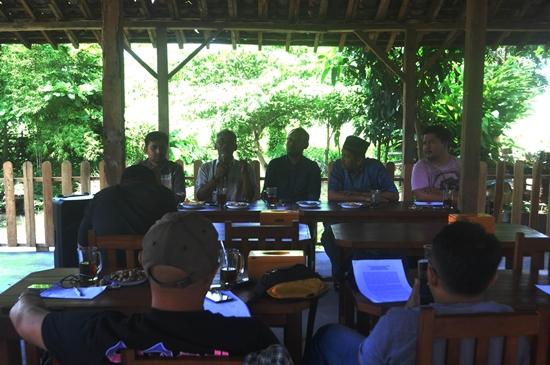 Cerita Kemandirian Desa Panggungharjo Hadapi Pandemi dengan Kearifan Lokal