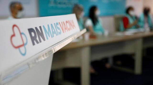 RN Mais Vacina inicia autocadastramento nesta segunda-feira (18); saiba como fazer