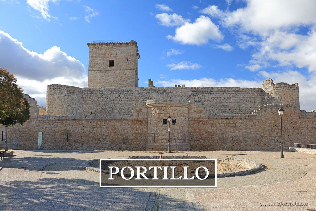 Qué ver en Portillo además de su Castillo Medieval