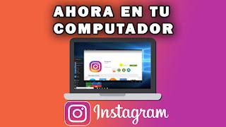 Instagram para computador