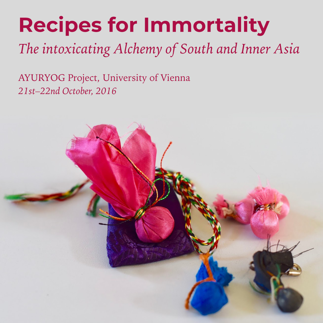 Recipes for Immortality