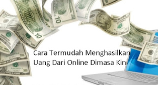 Cara Hal Termudah untuk Masa Kini Adalah Dengan cara menghasilkan Uang dari Dunia Online secara Keseluruhan.Maka Ketika anda sudah sering-sering melihat media media besar pastinya anda bertanya-tanya, Bisakah saya menghasilkan Uang dari online