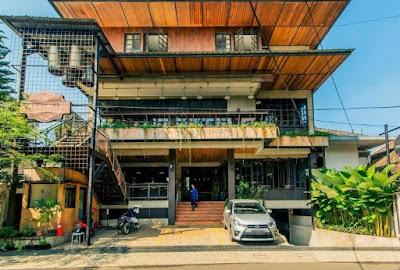 Rekomendasi 5 Hotel Di Bandung Yang Instagramable