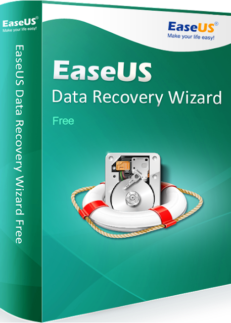 Data Lost? Don't Worry And Recover Your Files Using EaseUSData Recovery Wizard