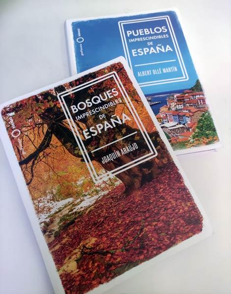 Pueblos y bosques imprescindibles de España Ed. Geoplaneta