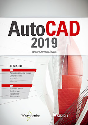 Manual de AutoCAD 2019 en PDF