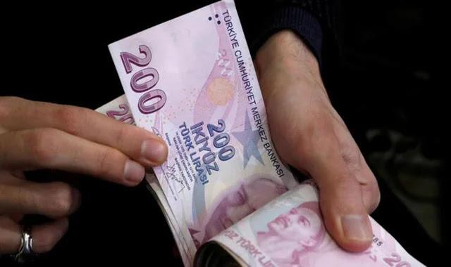 سعر صرف الليرة التركية أمام العملات الرئيسية اليوم الأثنين 28/12/2020