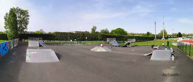 skatepark Lisses