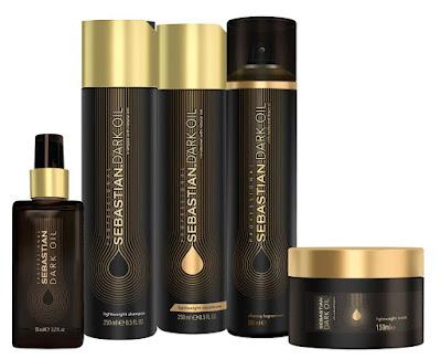 Sebastian Professional Dark Oil Collection