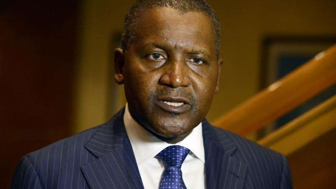 Africa's richest man plans U.S office to diversify wealth