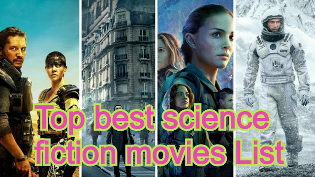 best science fiction movies List of all time 2020