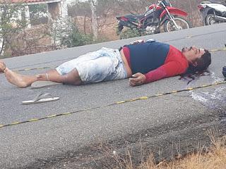 Bandido se desentende com colega e mata comparsa com tiro na cabeça em Nova Palmeira