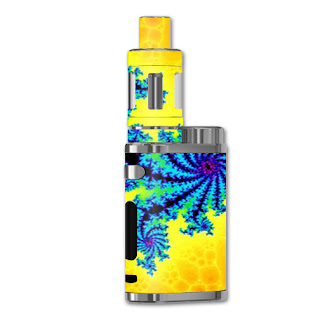 Two Bueatiful Sticker For iStick Pico