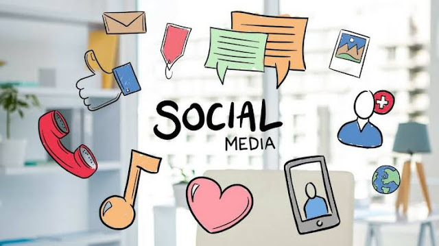 Manfaat sosial media untuk promosi, traffik blog dari sosial media, seo sosial media