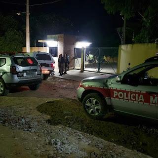 Em Cuité, homem escapa de tentativa de homicídio