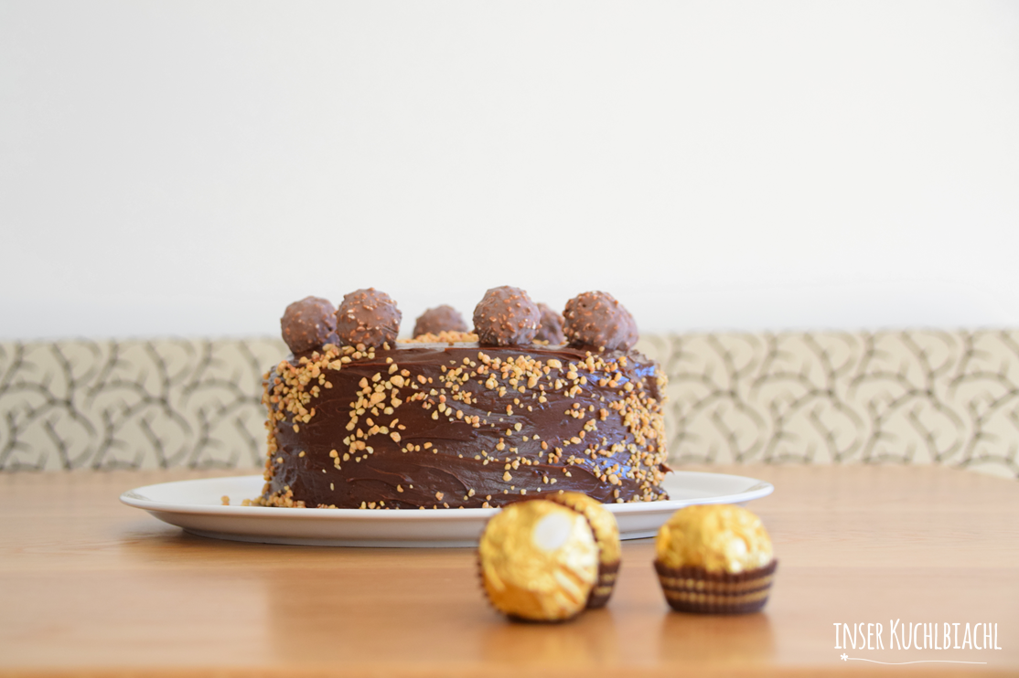 Inser Kuchlbiachl Ferrero Rocher Torte A La Sally