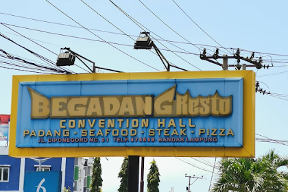Begadang Resto Di Bandarlampung Bikin Lidah Bergoyang