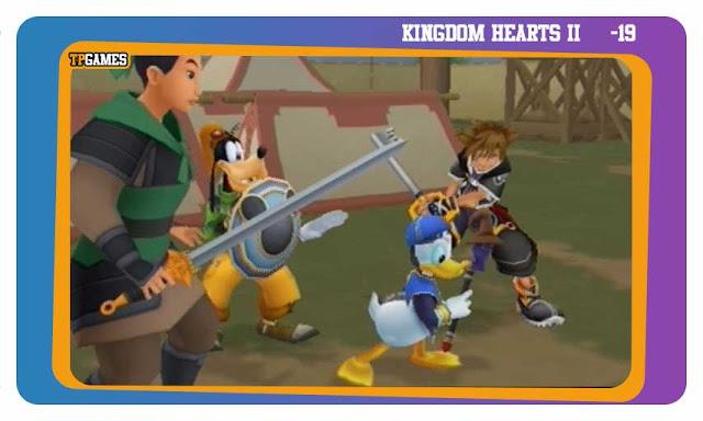 لعبة KINGDOM HEARTS II