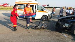 Accident cu 6 victime, la Moțăței