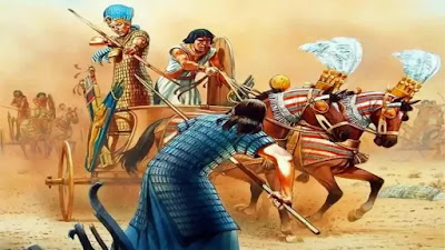 ancient egyptian military and soldiers