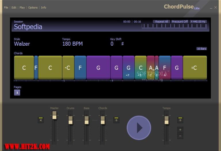 ChordPulse 2.5 Free Download