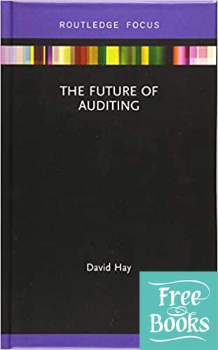 Future Of Auditing