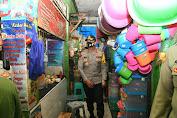Tinjau Pasar Ciluar Sukaraja, Ini yang Dilakukan Kapolda Jabar