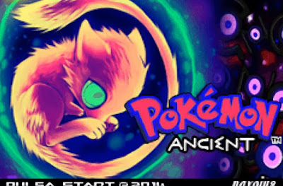 Pokemon Ancient para GBA Imagen Portada