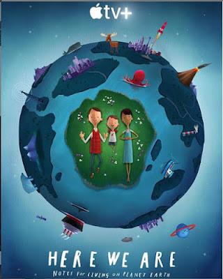 descargar Aquí estamos: Notas para vivir en el planeta Tierra en Español Latino